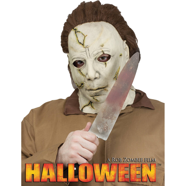 Zombie Hunting Kit 3 Piece Kids Toys Fun Costume Accessories Machete Halloween