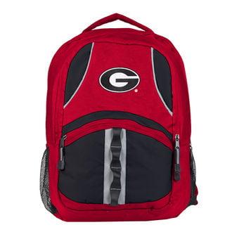 "NCAA Georgia Bulldogs ""Captain"" 18.5""H x 8""L x 13""W Backpack"