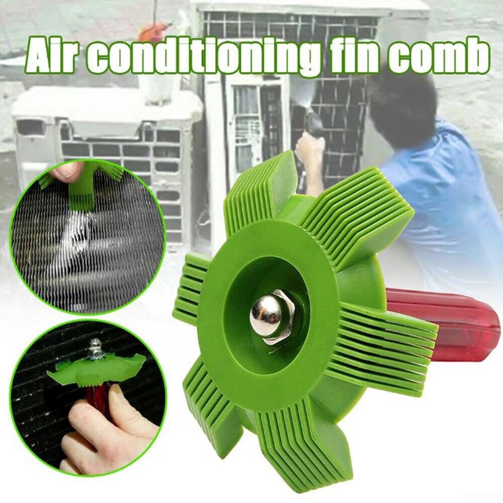 A//C Condenser Radiator Fin Straightener Evaporator Comb Rake Cleaner Tool