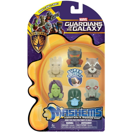 Mash'ems Value Pack, Guardians of the Galaxy, S1