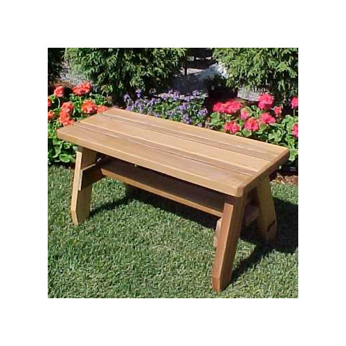 Wood Country Herman Convertible Picnic Bench