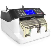 Best Cash Counters - PYLE PRMC720 - Automatic Bill Counter - Digital Review