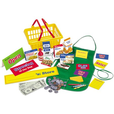 Learning Resources Pretend & Play Supermarket Set