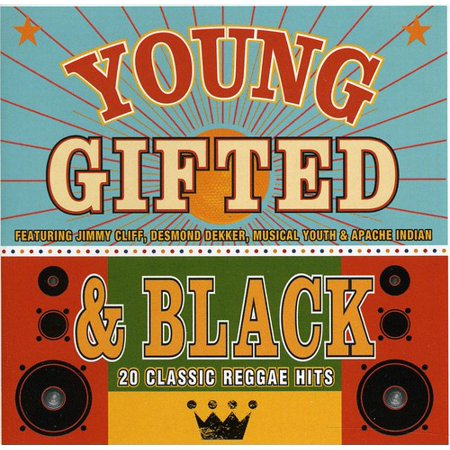 Young Gifted & Black: 20 Classic Reggae Hits / (Young Gifted And Black 50 Classic Reggae Hits)