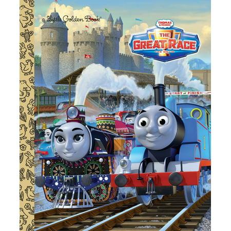 Thomas & Friends The Great Race (Thomas & (Thomas And Friends The Great Race Gina)