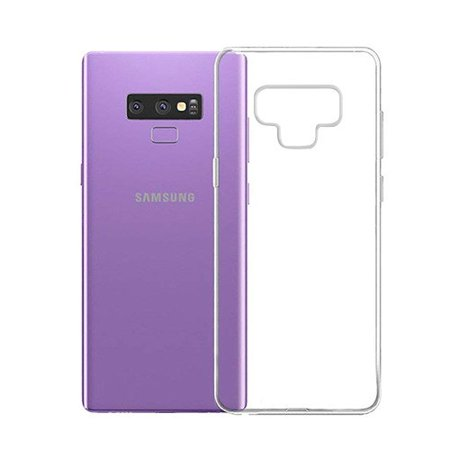 Samsung Galaxy Note 9 Phone Case Slim Thin Hybrid Candy Silicone Rubber Gel Soft Protective Case