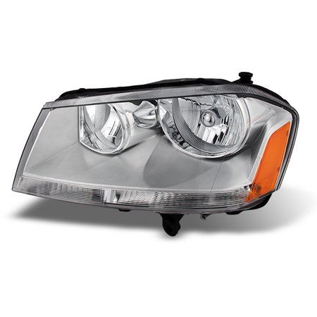 Dodge Avenger Headlamps Headlight (Fit 2008 2009 2010 2011 2012 2013 Dodge Avenger Driver Left Side)
