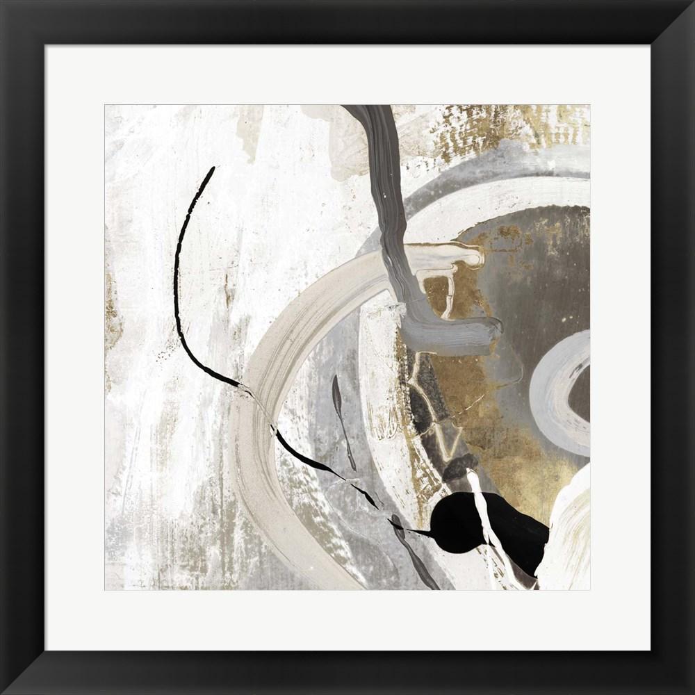 Tangled II by Posters International Studio, Framed Wall Art, 19.5W x 19.5H