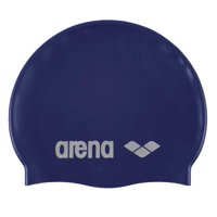Arena Classic Silicone Swim Cap in Multiple Colors, One Size Fits All