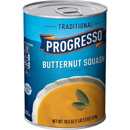 Progresso Traditional Butternut Squash Soup - Butternut Squash Halloween Recipe