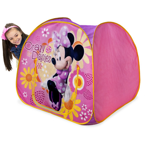 Playhut Minnie Mouse Dazzling Cottage Play Tent by