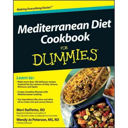 The Mediterranean Diet Cookbook For Dummies