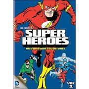 DC Comics Super Heroes: The Filmation Adventures, Vol. 1 (Full Frame) by