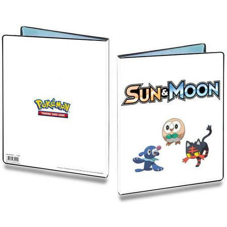 Ultra Pro Pokemon Sun And Moon 1 9 Pocket Portfolio