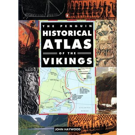 Hist Atlas - The Penguin Historical Atlas of the Vikings