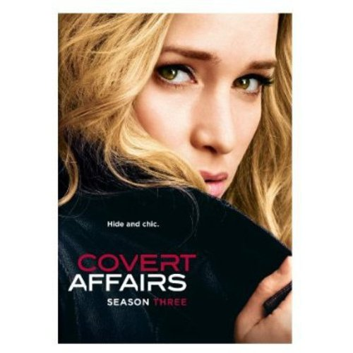 Covert Affairs: Season Three (Anamorphic Widescreen)