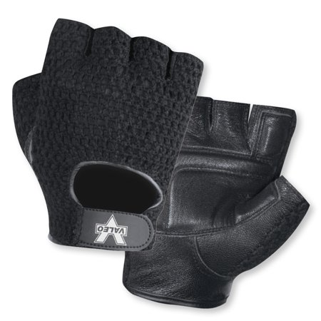 Valeo Mesh back Lifting Gloves for Men & Women for All Purpose Weight Lifting, Powerlifting, and Gym Training - Online Sports Mesh Gloves