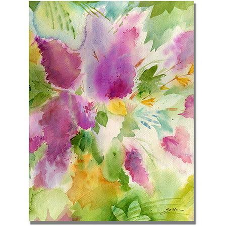 Lilac Wall Art (Trademark Art