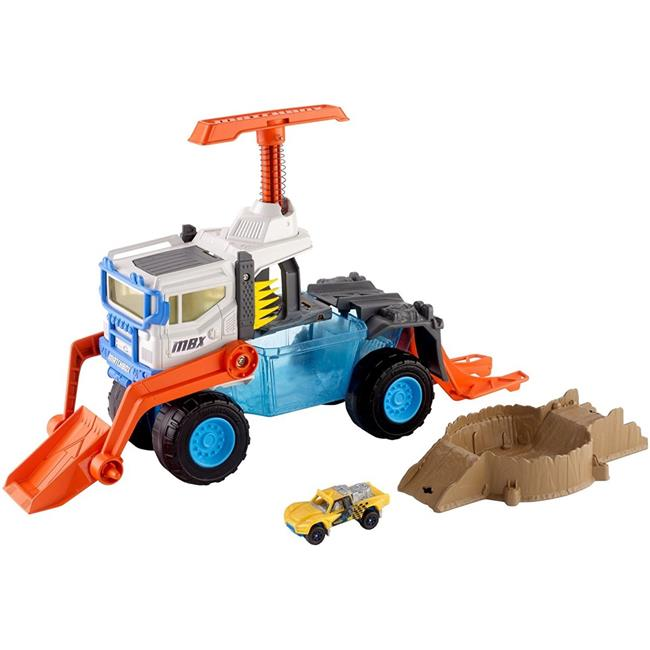 Matchbox Hydro Car Wash Vehicle by Beauty Queen