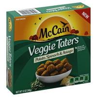 Mccain Foods Veggie Taters Potato, Spi