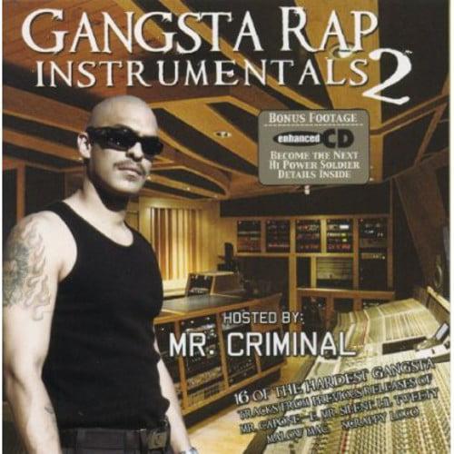 Gangsta Rap Instrumentals 2 / Various