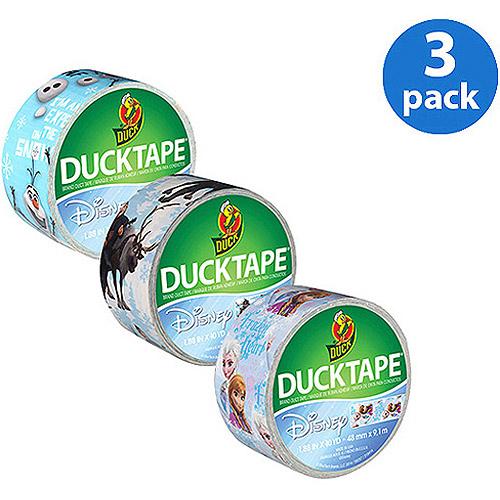 Duck Brand Disney Frozen Duct Tape Value Bundle