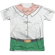 Family Guy - Peter Costume - Short Sleeve Shirt - XXX-Large
