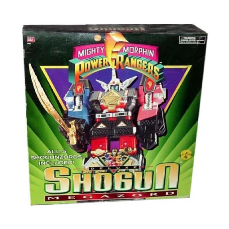 Bandai Power Rangers Deluxe Shogun Megazord