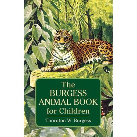 The Burgess Animal Book for Children (Jean Burgess Youtube)
