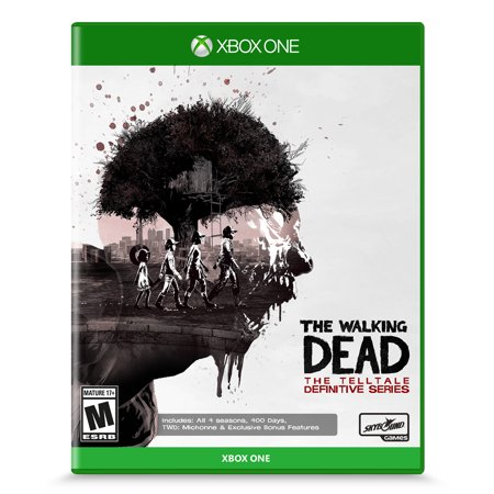 The Walking Dead: The Telltale Definitive Series, Skybound Games, Xbox One, 811949031716