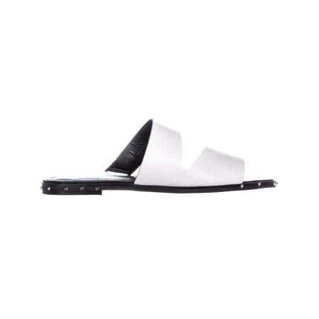 Marc Fisher Jaylin Cut Out Slide Sandals, White - image 4 de 6