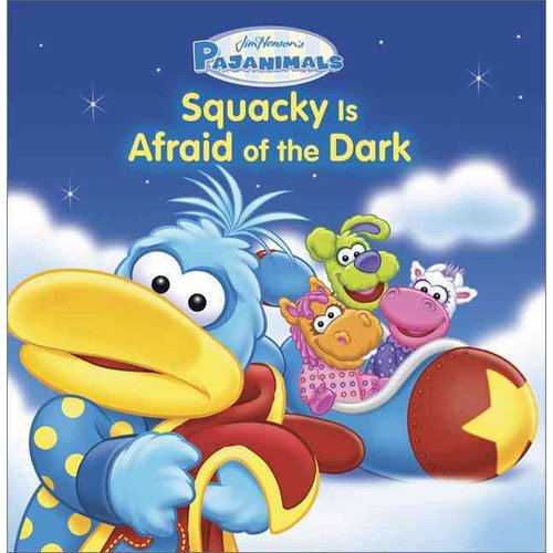 Squacky Is Afraid of the Dark