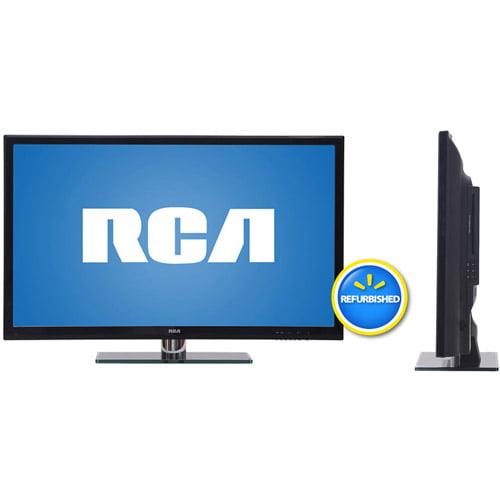 "RCA RLED32B30RQD 32"" 720p 60Hz LED/DVD Combo (3.3"" ultra-slim) HDTV, Refurbished"