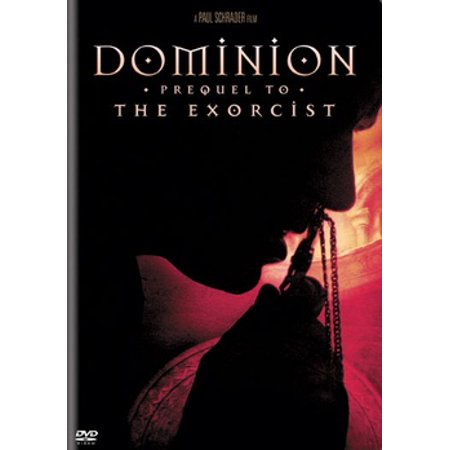 Dominion: A Prequel to The Exorcist (DVD) (The Exorcist Halloween Allstars)