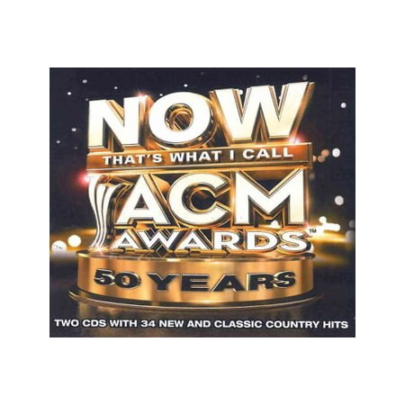 Now That's What I Call ACM Awards: 50 Years