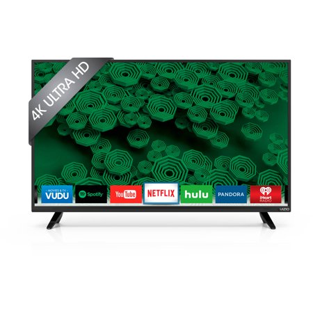 VIZIO D40u-D1 40″ 4K Ultra HD 2160p 120Hz Full Array LED Smart HDTV (4K x 2K)