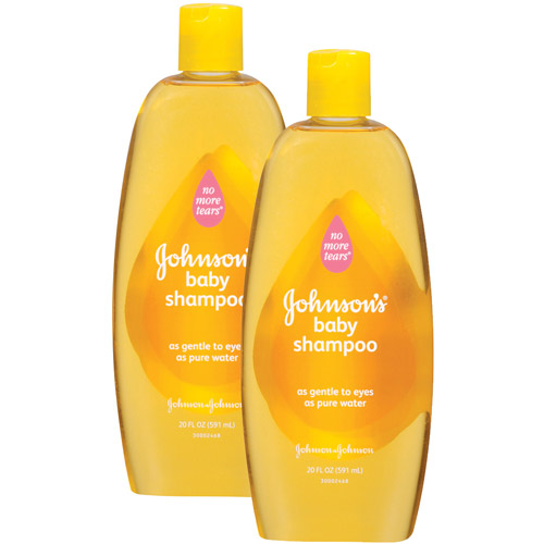 Johnson's - Baby Shampoo, 20 oz, (Pack of 2)