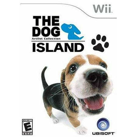 The Dog Island - Wii - Dog Bounty Hunter Wig