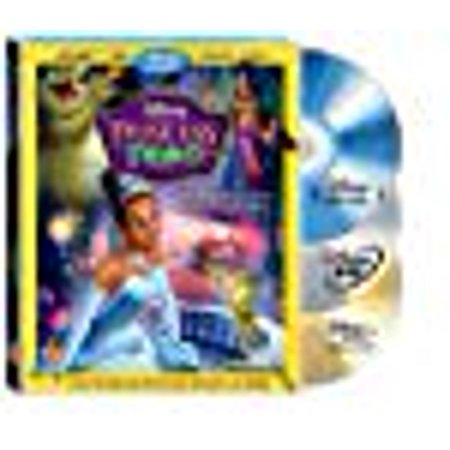 The Princess And The Frog (Blu-ray + DVD) (Terrence Howard The Princess And The Frog)