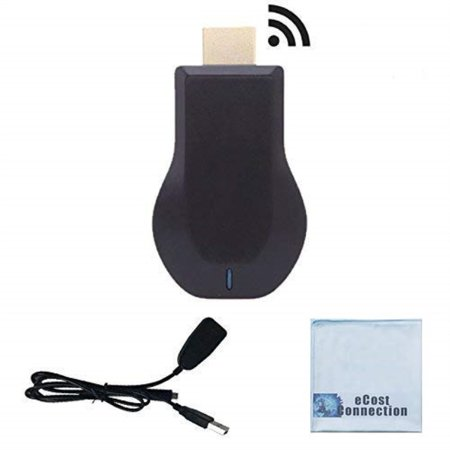 Acuvar Wireless WiFi HDMI Display dongle stream and mirror 1080P HD media from Smartphone and Tablet devices to