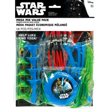 Star Wars 'Classic' Favor Pack (48pc) - Star Wars Favors Ideas