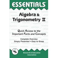 Algebra & Trigonometry II Essentials
