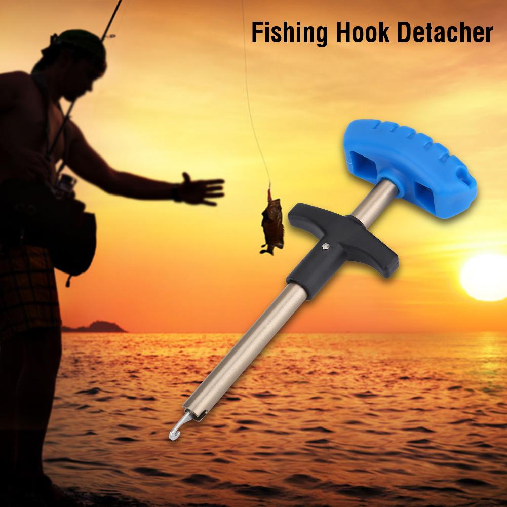 Fishing Hook RemoverDisgorger Fish HookDetacher Fishing Tackle Removal Tool