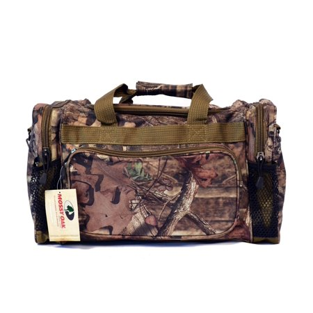 KC Caps Mossy Oak Pink Camouflage Duffle Gear Sport Gym Shoulder Travel Bag  - Walmart.com 5e0a5e89ac1f0