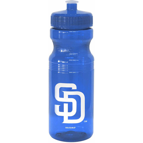 24oz MLB San Diego Padres Squeeze Water Bottle