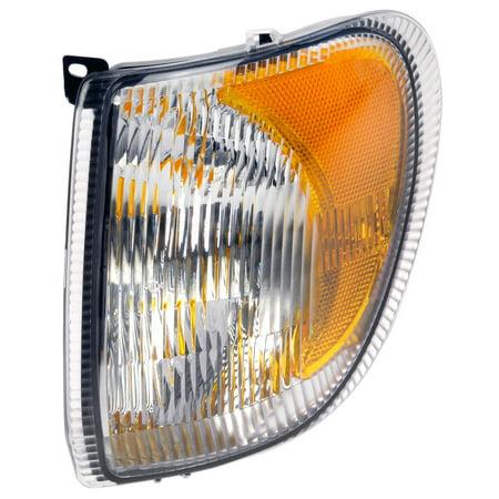 Dorman 888-5121 Turn Signal Light, Clear Lens, Plastic (Cheap Plastic Lenses)