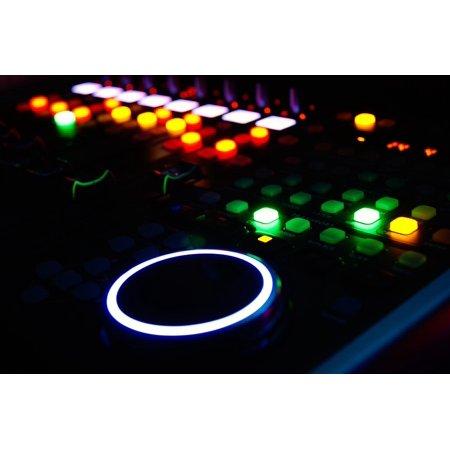 LAMINATED POSTER Sound Spotlight Mixer Plant Music Light Poster Print 24 x (Sound Choice Spotlight)