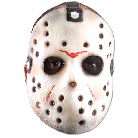Friday The 13th Jason EVA Foam Costume Hockey Mask Adult (Ladies Friday 13th Halloween Costume)