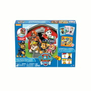PAW Patrol Dog House Bingo Game, Playing Cards, and Puzzle Bundle