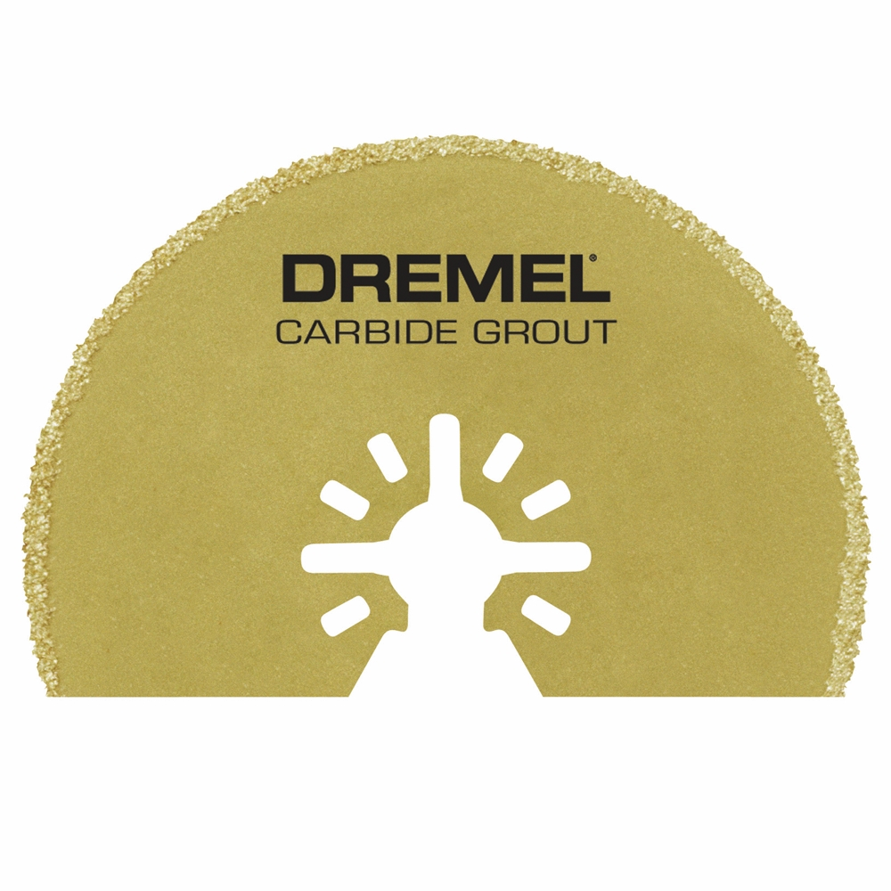 Dremel MM502 Multi-Max 1/16 inch Grout Removal Oscillating Tool Blade
